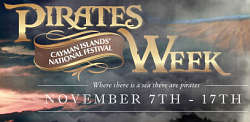 Cayman Islands Pirate Week